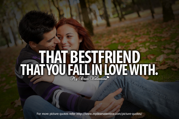 When You Fall In Love With Your Best Friend