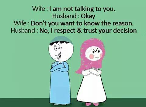 funny jokes of husband and wife