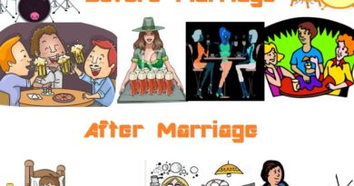 New Year Celebrations Pictures before and after Marriage
